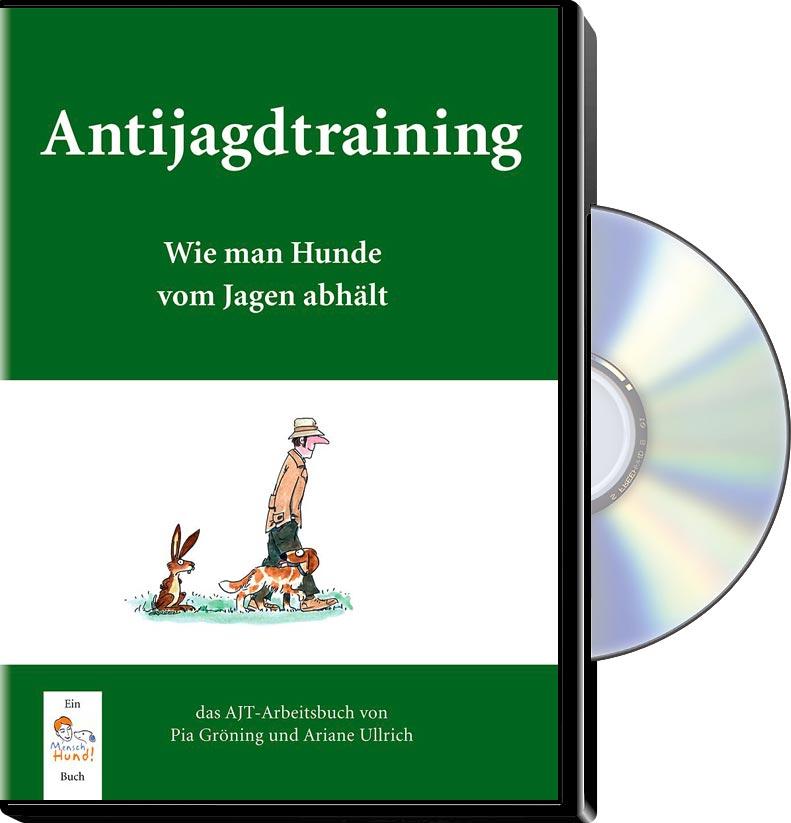 Antijagdtraining DVD von Pia Gröning